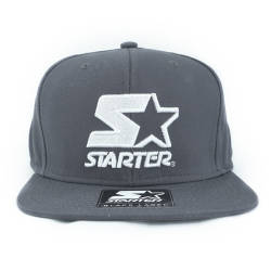 Starter - Gri Snapback Cap - Thumbnail