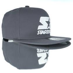 Starter - Starter - Gri Snapback Cap (1)