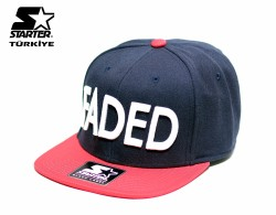 Starter - Starter - Faded Snapback Cap
