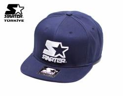 Starter - Starter Lacivert Snapback Cap
