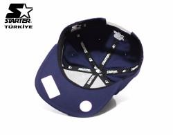 Starter - Starter Lacivert Snapback Cap (1)