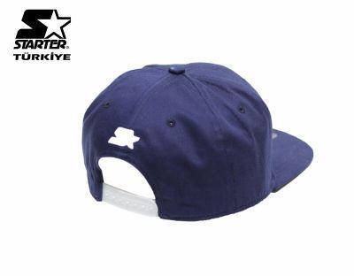 Starter Lacivert Snapback Cap