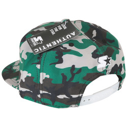 Starter - Starter MTV Kamuflaj Snapback Cap (1)