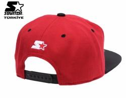 Starter - MTV Red Snapback Cap - Thumbnail