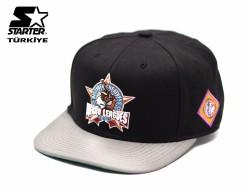 Starter - Starter Negro Snapback Cap