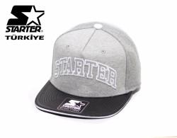 STARTER - Starter Starter Gri Snapback Cap