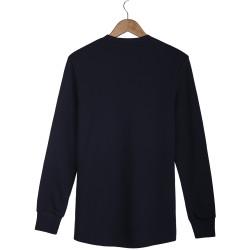 Two Bucks - Never Mind Lacivert Sweatshirt - Thumbnail