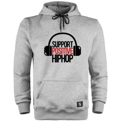HH - Support Positive HipHop Cepli Hoodie