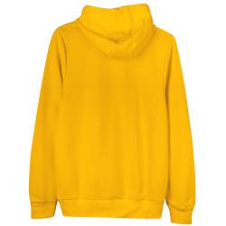 Supreme Sarı Hoodie - Thumbnail