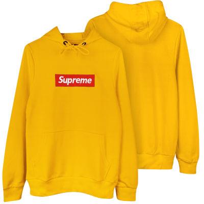 Two Bucks - Supreme Sarı Hoodie