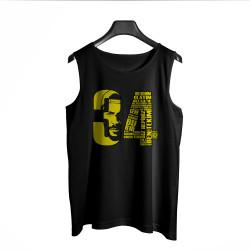 Tankurt Manas - HollyHood - Tankurt 34 Siyah Atlet