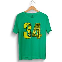Tankurt Manas - HollyHood - Tankurt 34 Yeşil T-shirt