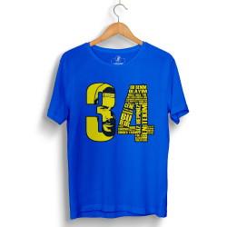 Tankurt Manas - HollyHood - Tankurt 34 Mavi T-shirt