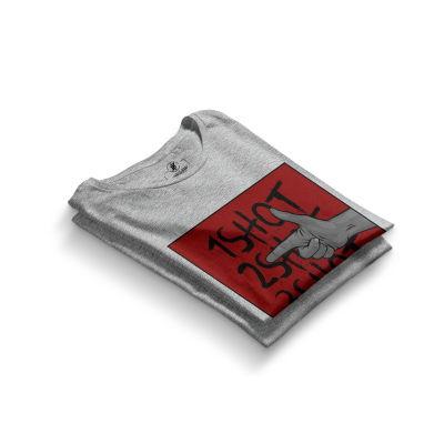 HH - Tankurt Boom Gri T-shirt
