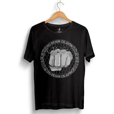 Tankurt Manas - HH - Tankurt Bu Benim Olayım Siyah T-shirt