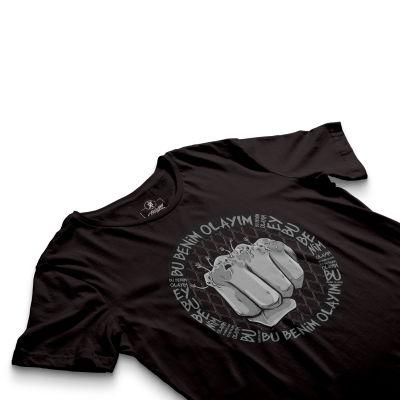 HH - Tankurt Bu Benim Olayım Siyah T-shirt