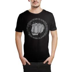HH - Tankurt Bu Benim Olayım Siyah T-shirt - Thumbnail