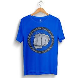 Tankurt Manas - HH - Tankurt Bu Benim Olayım Mavi T-shirt