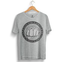 Tankurt Manas - HH - Tankurt Bu Benim Olayım Gri T-shirt