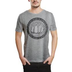 HH - Tankurt Bu Benim Olayım Gri T-shirt - Thumbnail