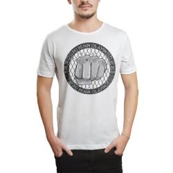 HH - Tankurt Bu Benim Olayım Beyaz T-shirt - Thumbnail