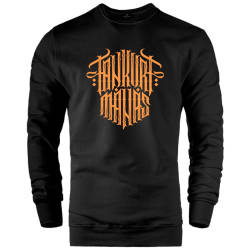 Tankurt Manas - HH - Tankurt Manas Tipografi Sweatshirt