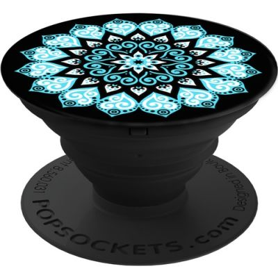 PopSockets Peace Mandala Sky Telefon Tutacağı