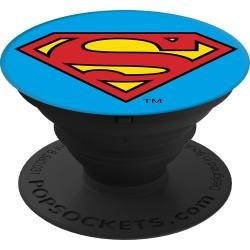 PopSockets Superman Icon Telefon Tutacağı - Thumbnail