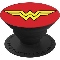 PopSockets - PopSockets Wonder Woman Icon Telefon Tutacağı