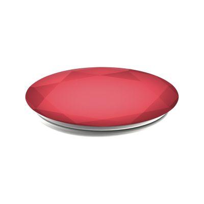 PopSockets Red Metallic Diamond Telefon Tutacağı