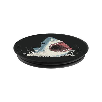 PopSockets Shark Telefon Tutacağı