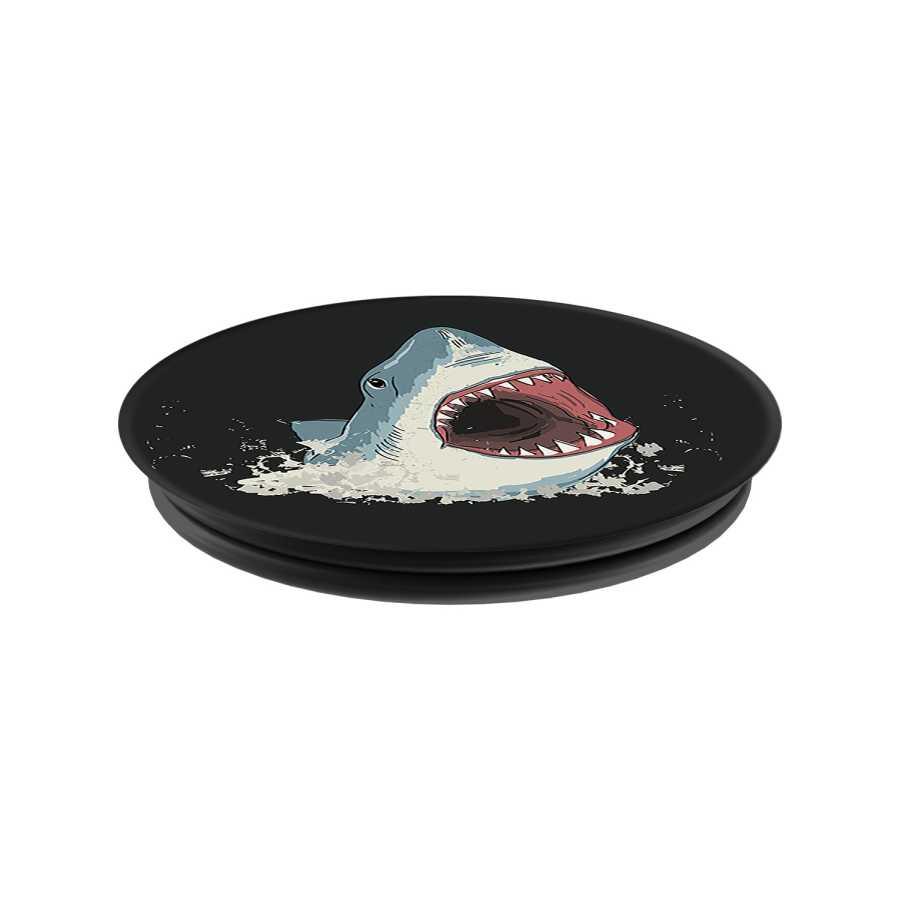 PopSockets Shark Telefon Tutacağı - XS