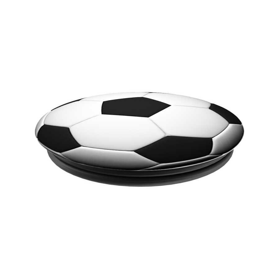 PopSockets Soccer Ball Bk Telefon Tutacağı - XS