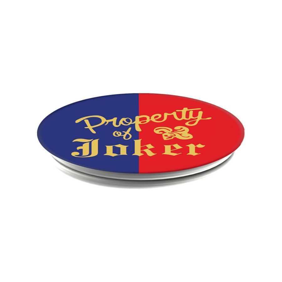 PopSockets Property of Joker Telefon Tutacağı - XS
