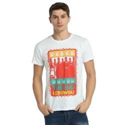 Bant Giyim - The Big Lebowski Beyaz T-shirt - Thumbnail
