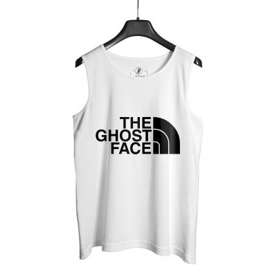 HH - The Ghost Face Beyaz Atlet