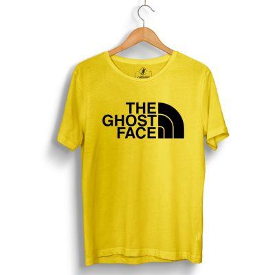 HH - The Ghost Face Sarı T-shirt