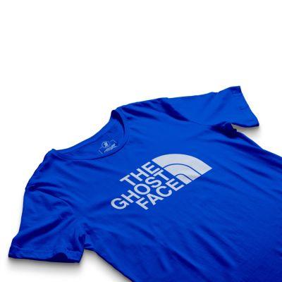 HH - The Ghost Face Mavi T-shirt