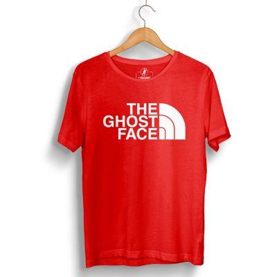 HH - The Ghost Face Kırmızı T-shirt