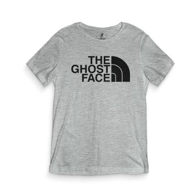 HH - The Ghost Face Gri T-shirt