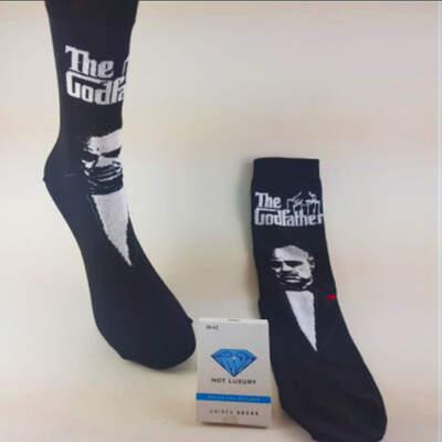 The Godfather Siyah Çorap