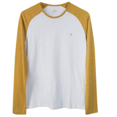 The Raglan Tee Krem Sweatshirt