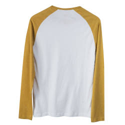 The Raglan Tee Krem Sweatshirt - Thumbnail