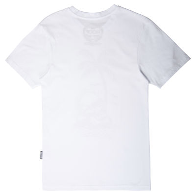 The Roof - Sun Bath Skull Beyaz T-shirt