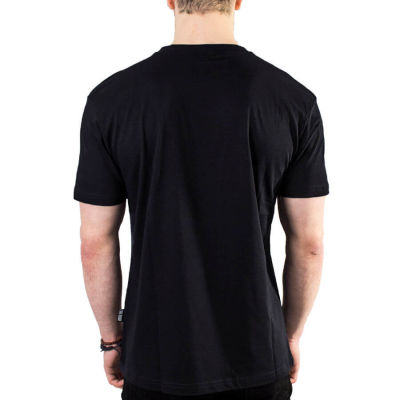 The Roof - Barbed Logo Black T-shirt
