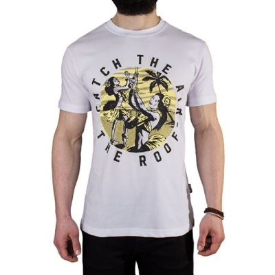 The Roof - Catch The Air White T-shirt