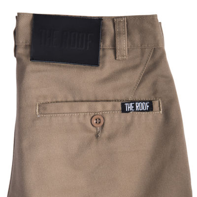 The Roof - Pro Stance Regular Fit Chino Pant Bej Pantolon