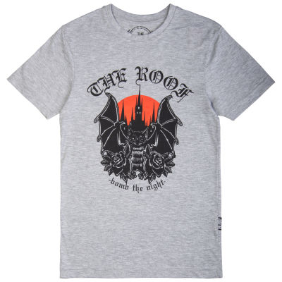 The Roof - Bomb The Night Gri T-shirt