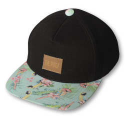 The Roof - The Roof - Bird Siyah Snapback Cap