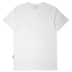 The Roof - Captan Skull Beyaz T-shirt - Thumbnail